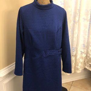 ModCloth blue dress